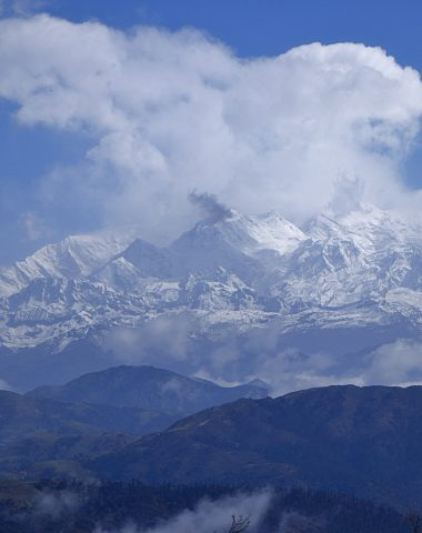 Kachenjunga Trek